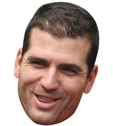 A Cardboard Celebrity Big Head of Joey Votto