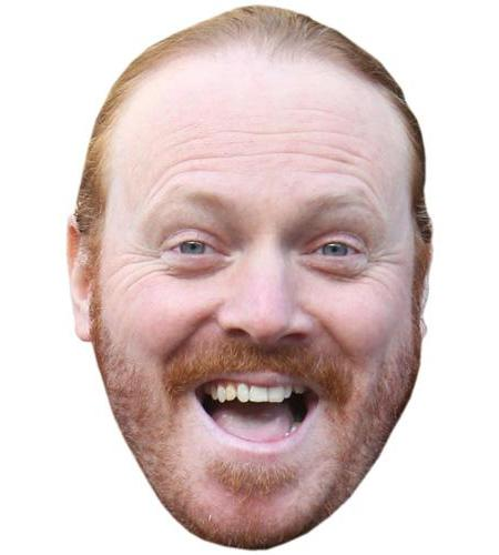 A Cardboard Celebrity Big Head of Keith Lemon (2016)