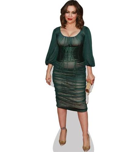 Alyssa Milano (Green)