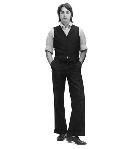 Paul McCartney (B&W)
