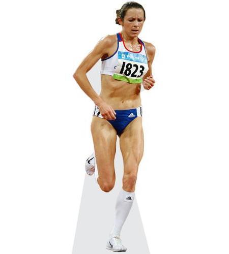 Jo Pavey (Running)