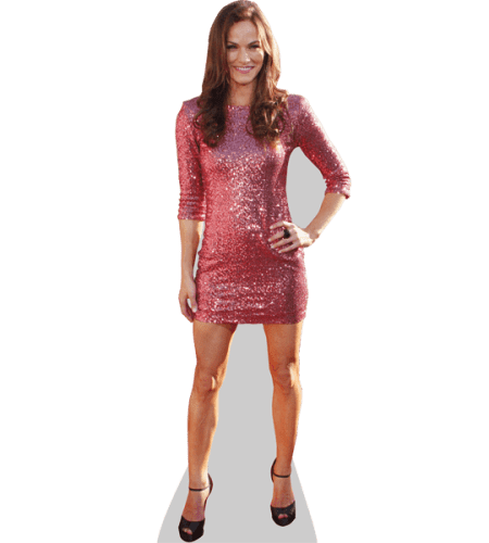 Kelly Overton (Red Dress)