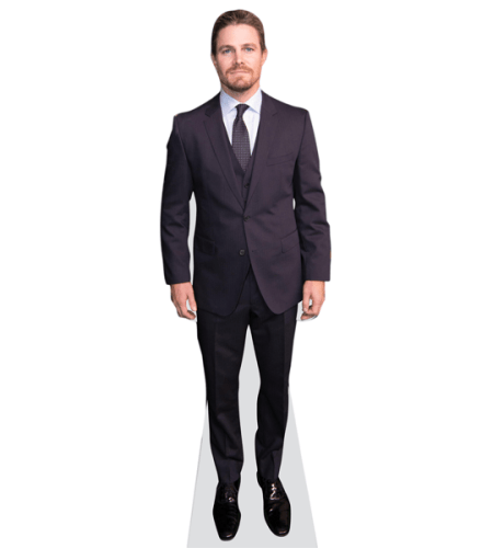 Stephan Amell (Suit)