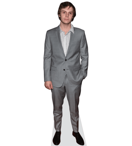 Evan Peters (Grey Suit)