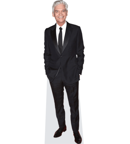 Phillip Schofield (Black Suit)