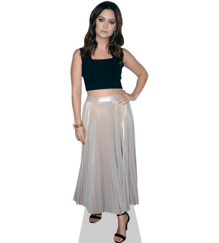 Billie Lourd (Long Skirt)