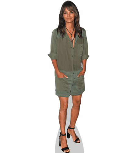 Halle Berry (Green)