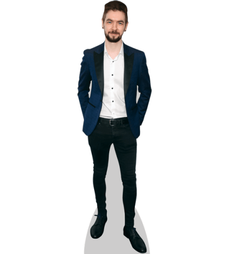 Jacksepticeye (Blue Jacket)