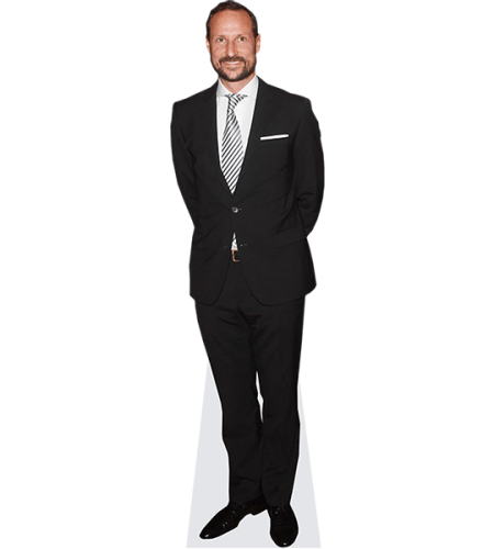 Prince Haakon Of Norway (Suit)