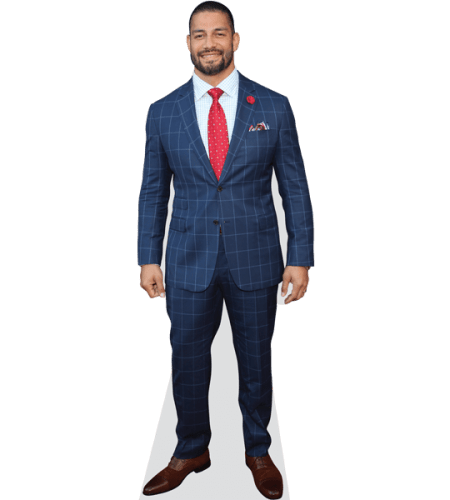 Roman Reigns (Blue Suit)