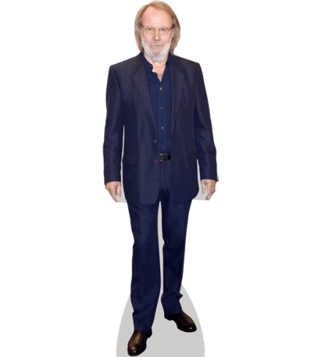 Benny Andersson (Blue Suit)