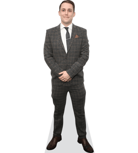 Chris Stark (Grey Suit)