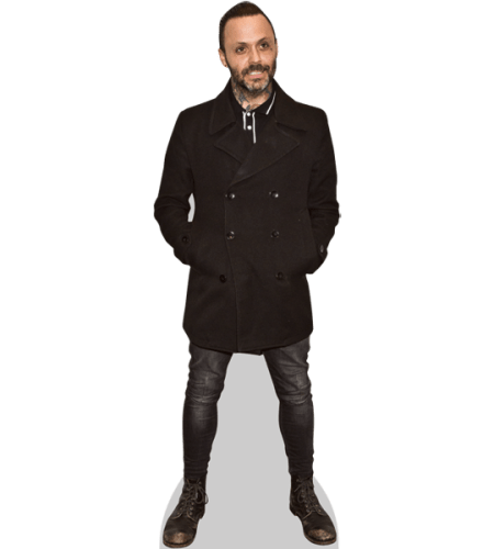Justin Furstenfeld (Long Jacket)