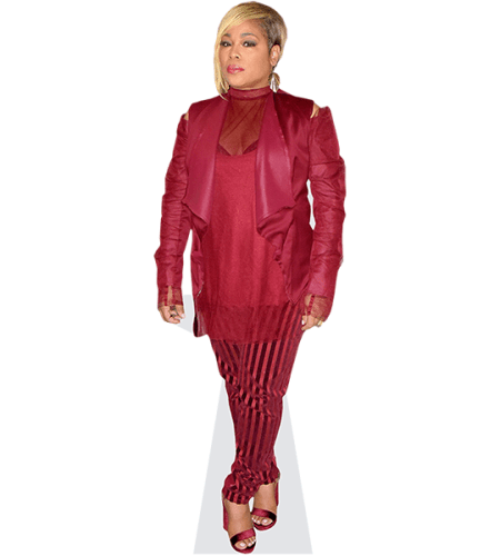 Tionne Watkins (Red Outfit)