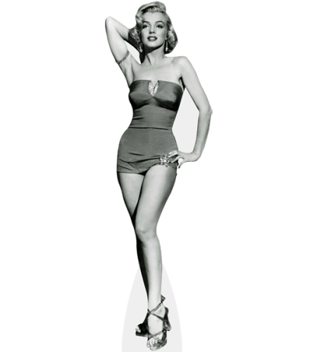 Marilyn Monroe (Black And White)