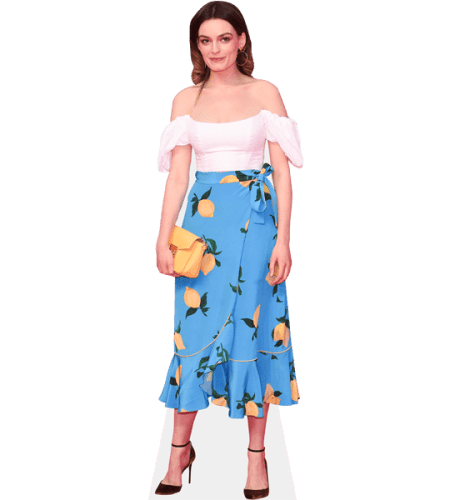 Emma Mackey (Blue Skirt)
