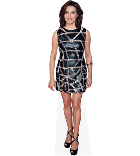 Martina Mcbride (Black Dress)