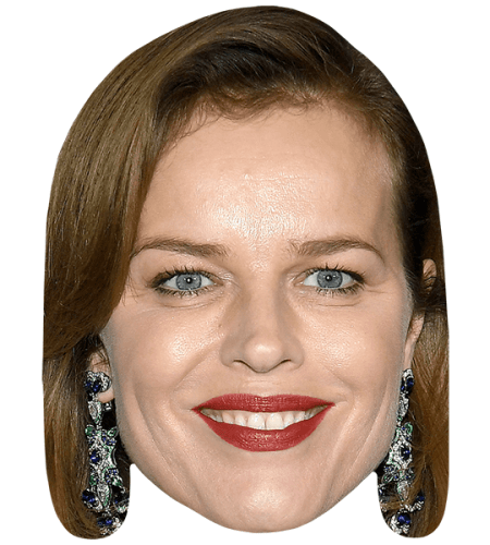 Eva Herzigova (Smile) Celebrity Mask