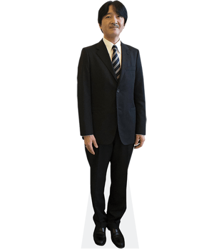 Prince Akishinomiya (Suit)