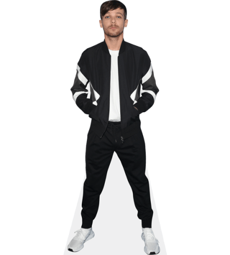 Louis Tomlinson (Black Outfit)