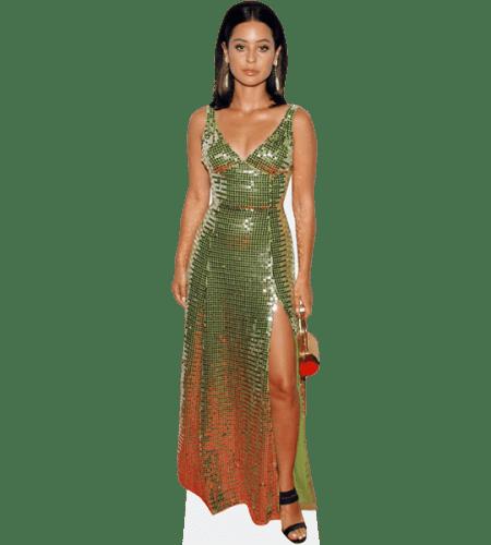 Alexa Demie (Green Dress)