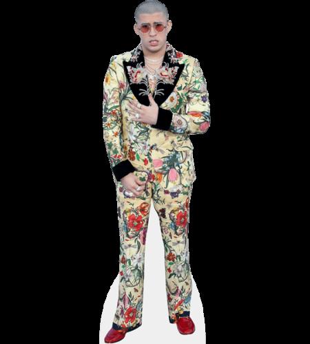 Bad Bunny (Floral Suit)
