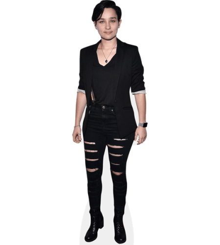 Bex Taylor-Klaus (Ripped Jeans)