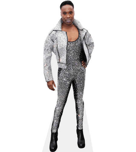 Billy Porter (Silver Outfit)