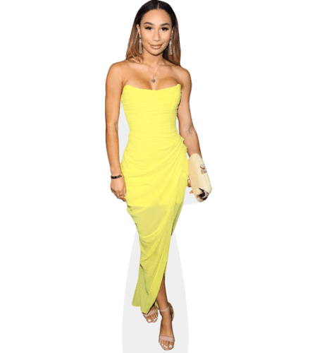 Eva Gutowski (Yellow Dress)