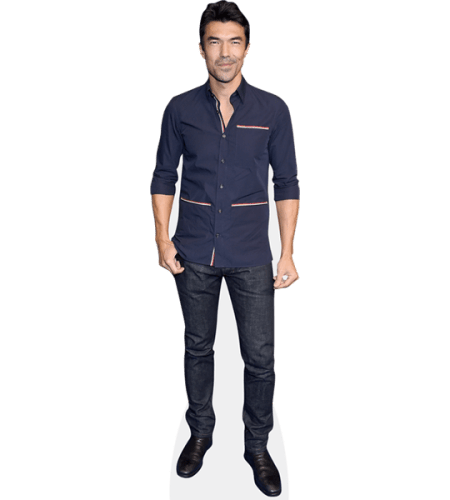 Ian Anthony Dale (Blue Top)