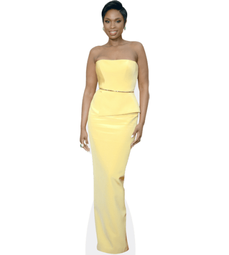 Jennifer Hudson (Yellow Dress)
