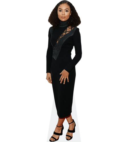 Jessica Sula (Black Dress)