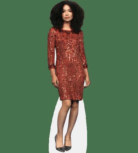 Jessica Sula (Red Dress)