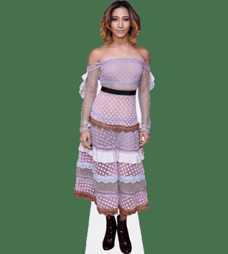 Karen Clifton (Purple Dress)