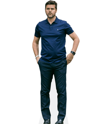 Mauricio Pochettino (Blue Top)