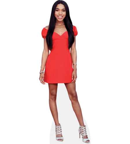 Teala Dunn (Red Dress)