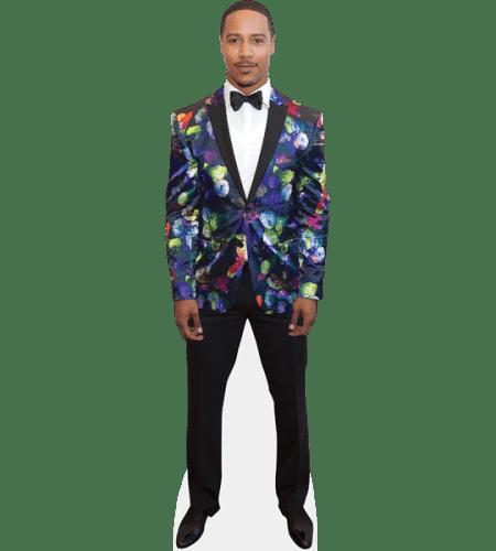 Brian J. White (Colourful Blazer)