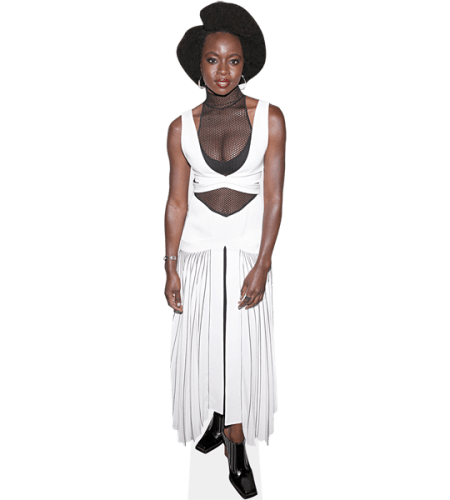Danai Gurira (White Dress)