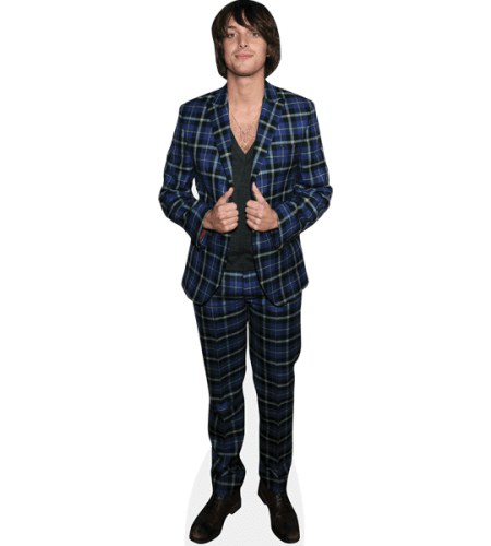 Paolo Nutini (Checked Suit)