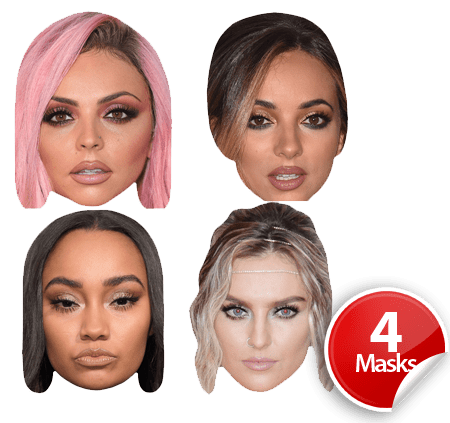 Little Mix Mask Pack