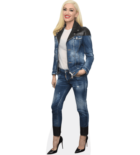 Gwen Stefani (Denim)