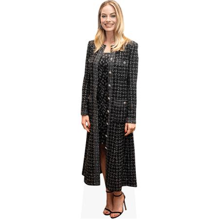 Margot Robbie (Long Coat)