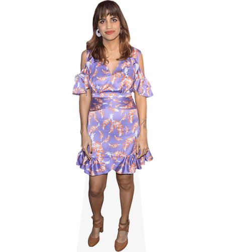 Natalie Morales (Lilac Dress)