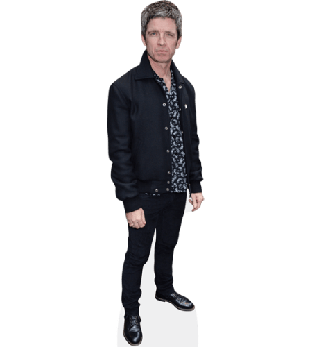 Noel Gallagher (Black Jacket)