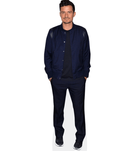 Orlando Bloom (Blue Outfit)