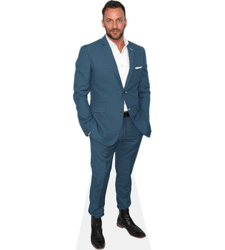 Craig Parker (Blue Suit)