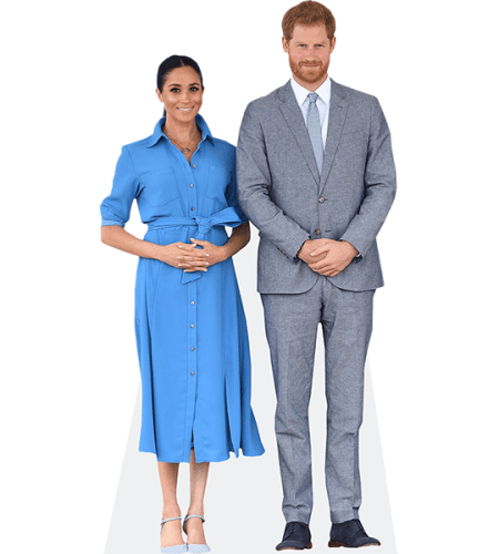Prince Harry and Meghan Markle (Couple)