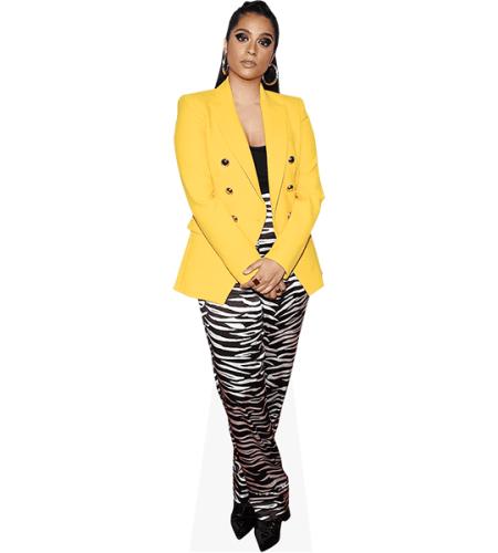 Lilly Singh (Yellow Blazer)