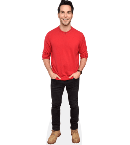 Skylar Astin (Red Top)