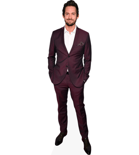 Will Kemp (Purple Suit)